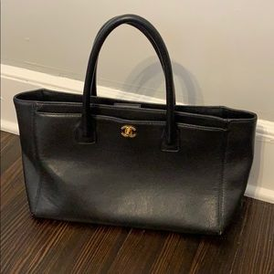 Designer Inspired - Black Tote